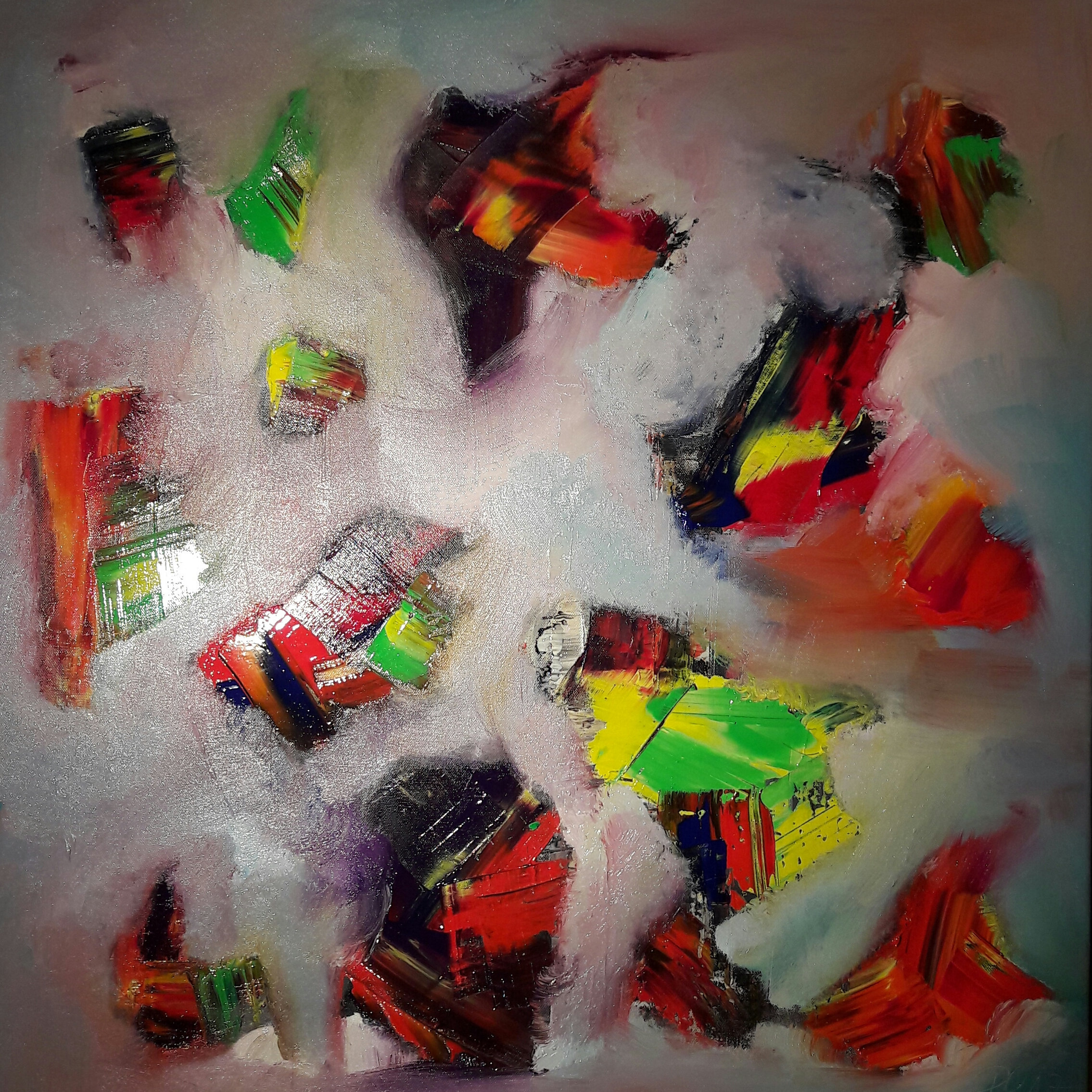 """Fragments of Colours I"""