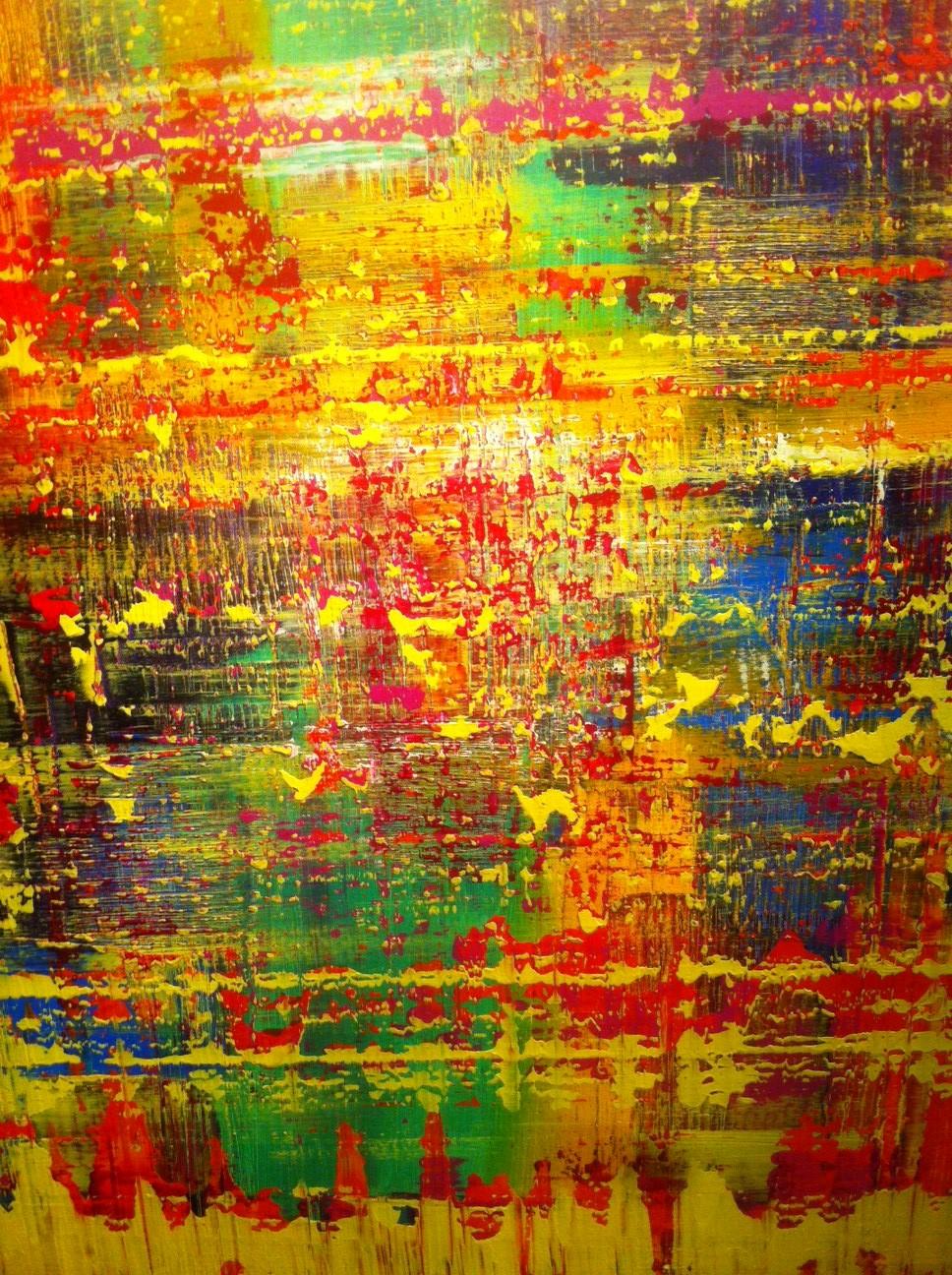 """""""Mosaik der Farben IV"""""""