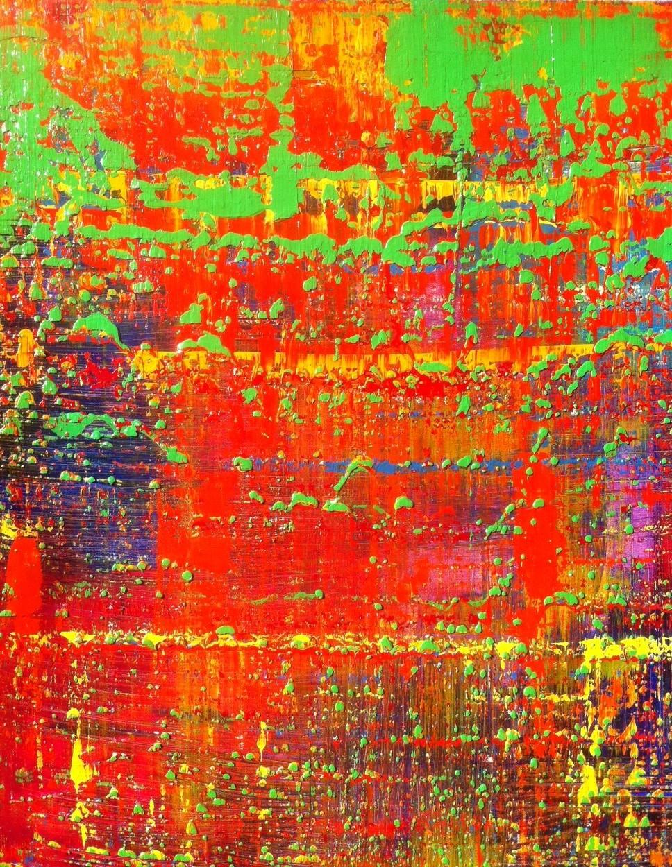 """""""Mosaik der Farben V"""""""